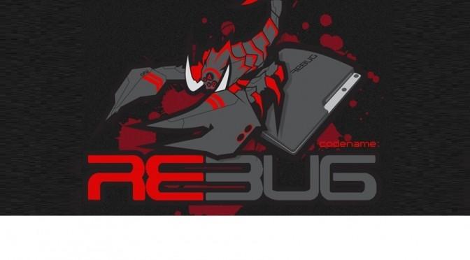 REBUG 4.76.1 を 4.75.3 にダウングレードしてみた